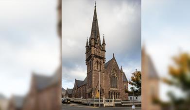 4. Martin's Memorial Church