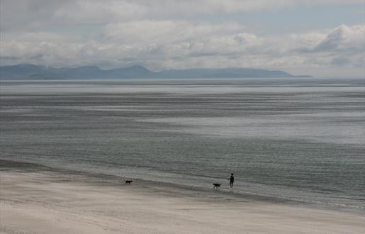 Daliburgh Machair & Beach
