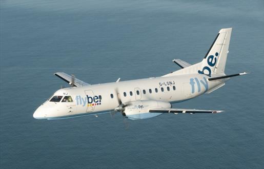 Flight Routes - Flybe - Stornoway to Glasgow