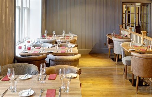 Eat Drink Hebrides - The Boatshed Restaurant at the Royal Hotel