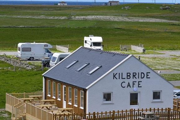 Eat Drink Hebrides - Kilbride Cafe