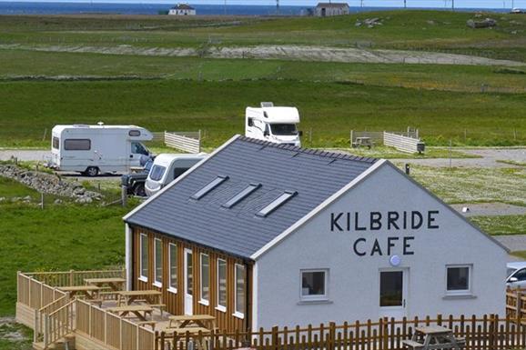 Eat Drink Hebrides - Kilbride Cafe