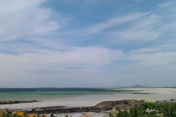 Iochdar Beach and Machair