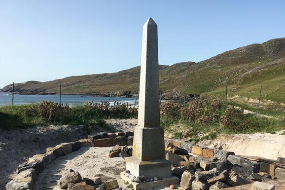 Annie Jane Monument