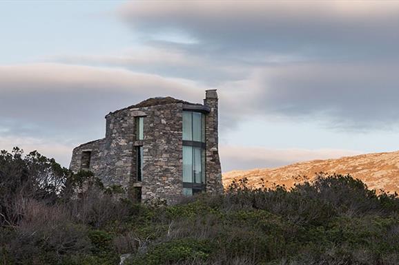 16. The Broch House