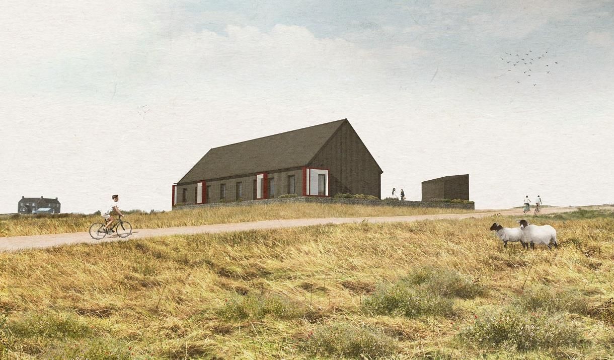 Kirrin Cottages