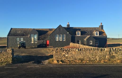 Tigharry Schoolhouse
