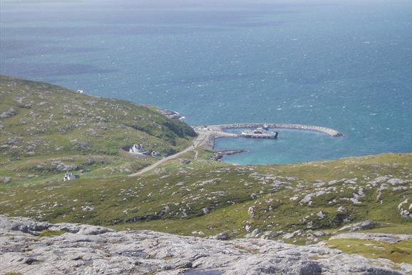 Eriskay Views