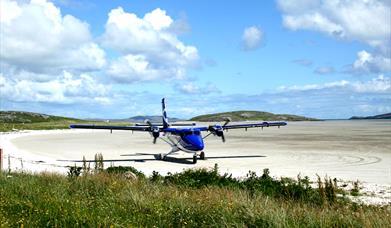 Traigh Mhor Beach - Barra Airport