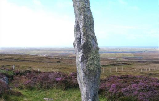 An Carra Standing Stone