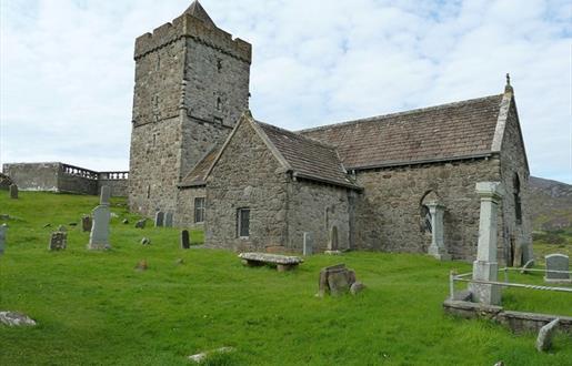 St Clements Church (Tur Chliamainn)