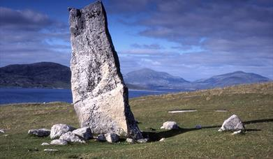 Macleod Standing Stone (Clach Macleoid)