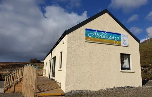 Ardhasaig Glass and Arts
