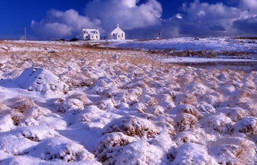 Benbecula Church of Scotland
