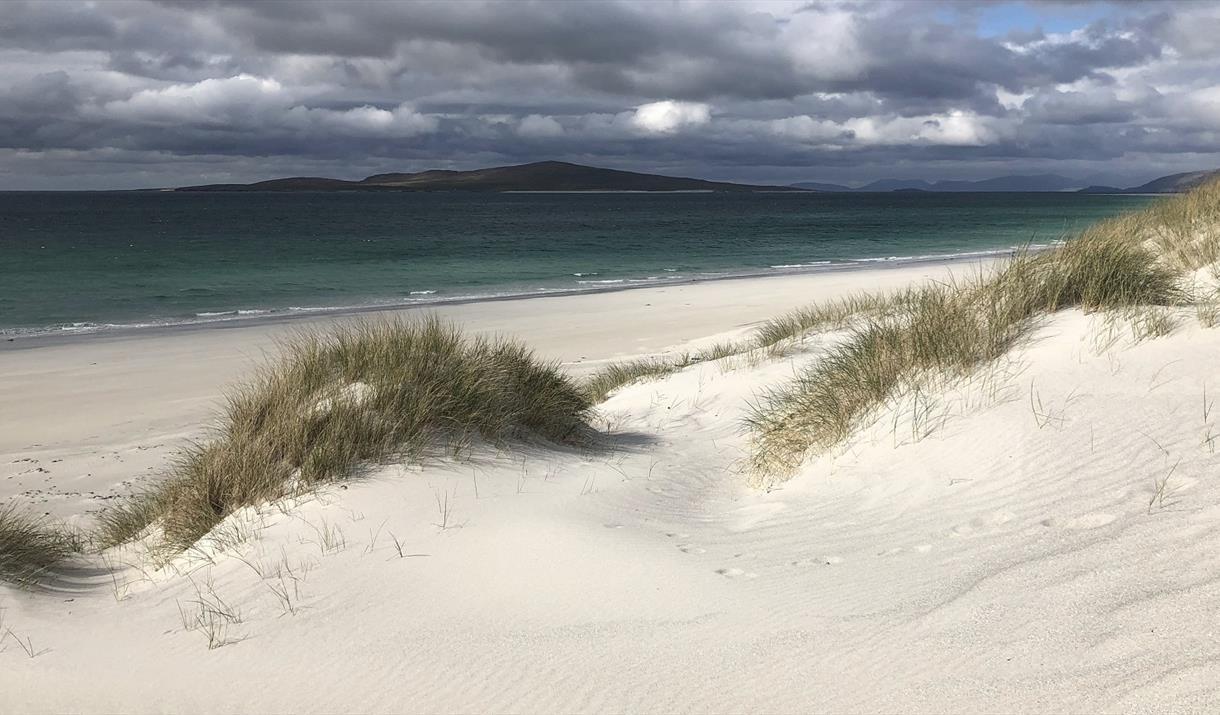 Berneray West Beach - Esther Sinmiraranadie