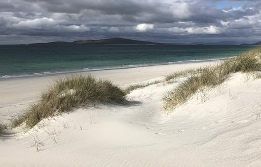 Berneray West Beach - Esther Sinmiraranadie