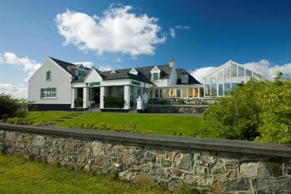Eat Drink Hebrides - Borrodale Hotel