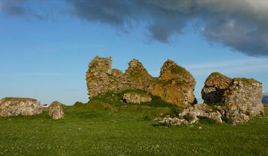 Borve Castle