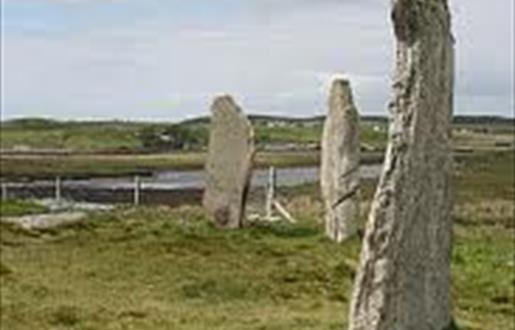 Calanais II (Cnoc Ceann a' Ghàrraidh)
