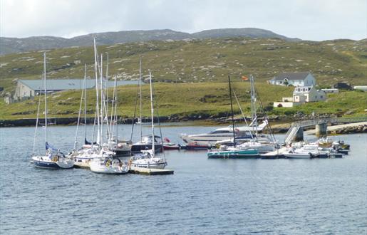 Castlebay Marina
