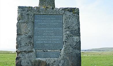Kilpheder (Cille Pheadair) Cross