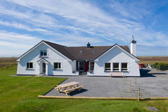 Grianaig Guest House - external