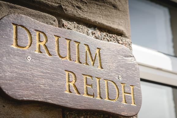 Druim Reidh - A Place in the Hebrides