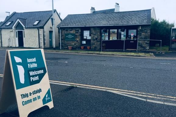 Uist Gifts and Information - Welcome Point