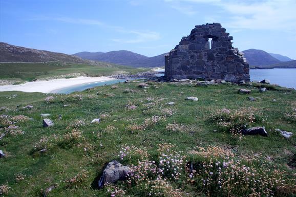 Northton Machair and Temple