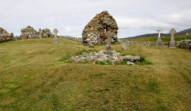 Howmore (Tobha Mhor) Ancient Chapels