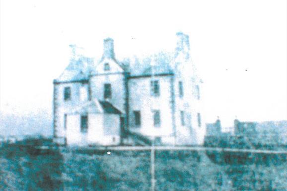 Location R - Kilbride House: Bonnie Prince Charlie Trail