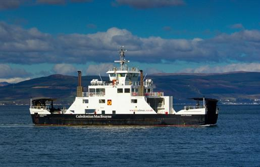 Caledonian MacBrayne Inter-island Harris & North Uist Ferry Service - Leverburgh to Berneray Route