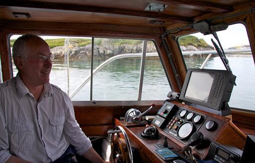 Lady Anne Boat Trips