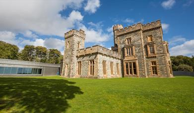 Lews Castle Stoprnoway