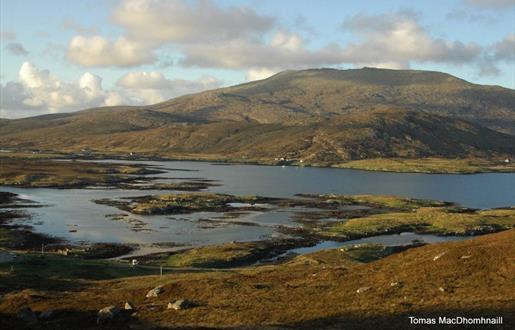 Location H - Loch Eynort: Bonnie Prince Charlie Trail