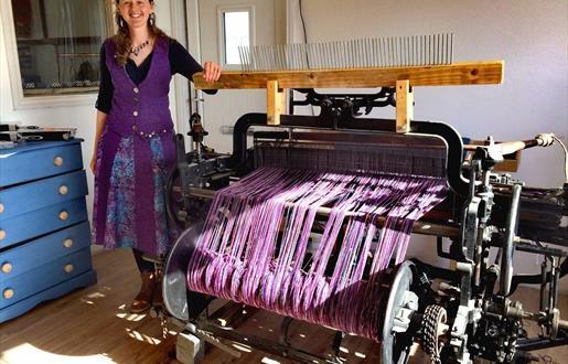 Crossbost Harris Tweed and Western Isles Designs