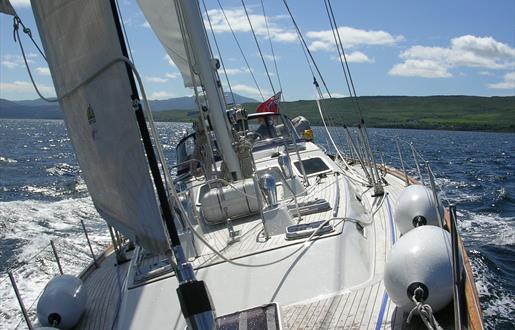 Moonshadow Yacht Charter Ltd