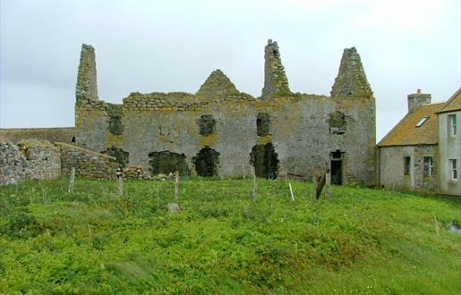Ormiclate Castle