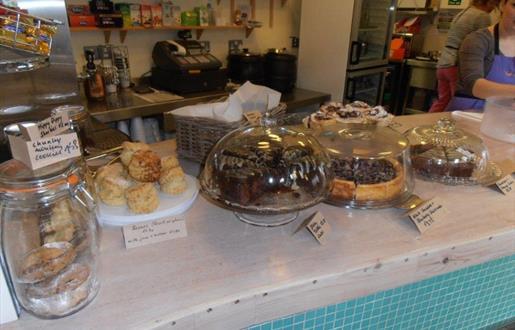 Taigh Chearsabhagh Cafe