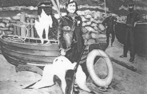 A Young Teacher on St Kilda (1901)