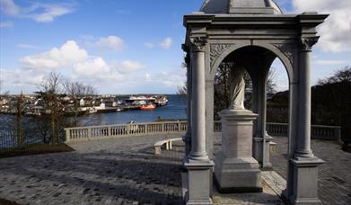 Lady Matheson Monument