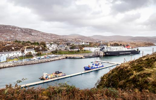 Hebridean Way Walking Route Section J: Tarbert to Scaladale