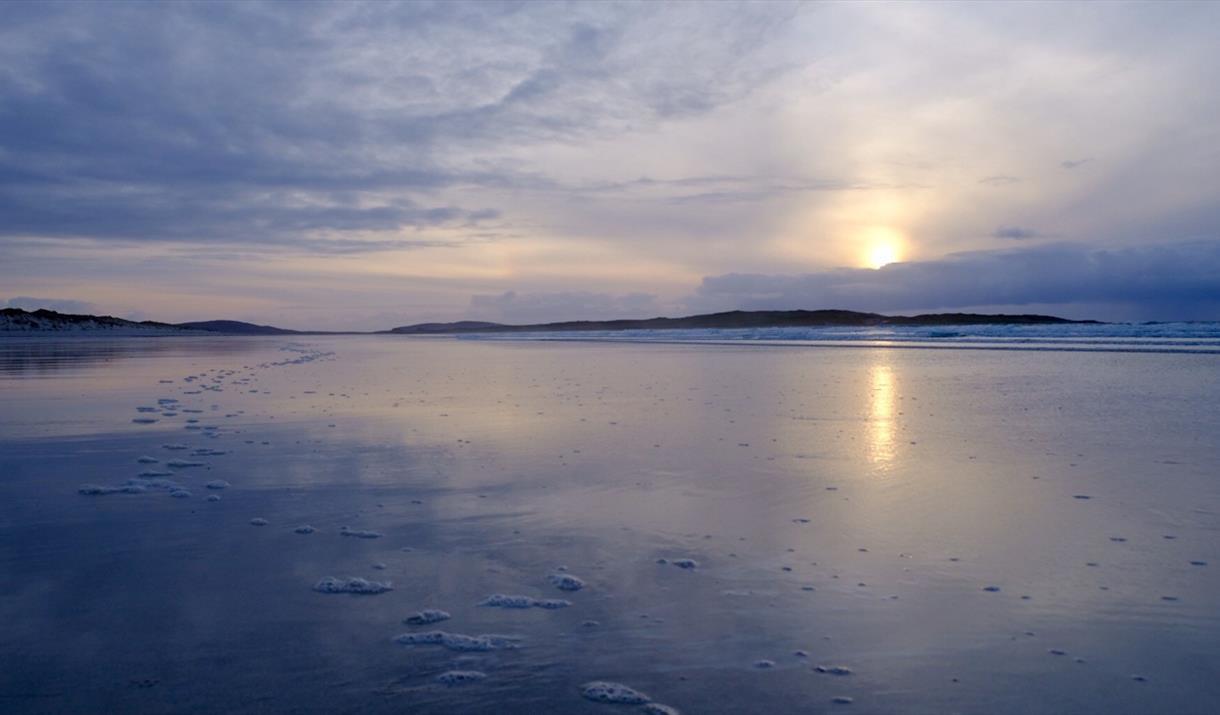 Traigh Iar Beach North Uist