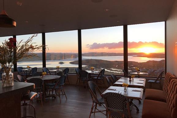 Eat Drink Hebrides - Uig Sands Restaurant