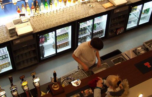 An Lanntair Restaurant and Bar
