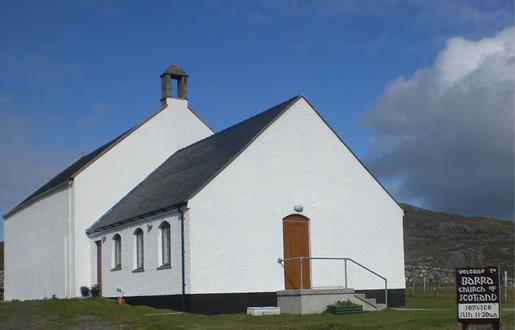 Barra Church of Scotland