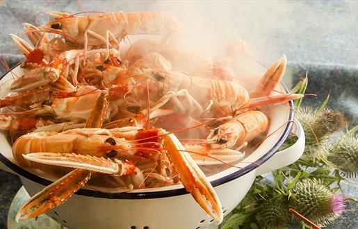 Eat Drink Hebrides - The Anchorage Restaurant