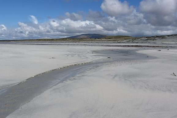 Frobost Beach and Machair