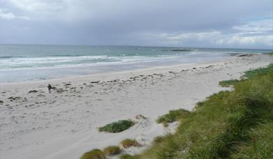 Balemore Beach and Machair