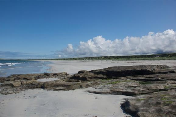 Kildonan Beach and Machair